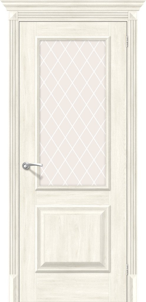 Классико-13 Nordic Oak White Crystal